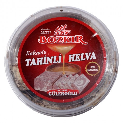 Kakaolu Tahinli Helva Net 450 Gr